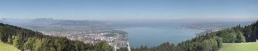 Webcam Bodensee Bregenz